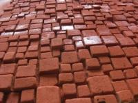steinwand-new-york-paneel-32 Nahaufnahme  in  Terra Sand  spezial