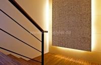 mosaikfliesen-cocomosaic-classic-white-Treppenhaus  Übergang