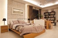 mosaikfliesen-cocomosaic-classic-white im Schlafzimmer mit  besonderer Designvariante