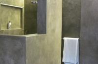 steinwand-beton-dusche-3 Betonspachteltechnik  Biolcor  S