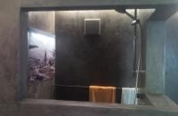 steinwand-beton-dusche