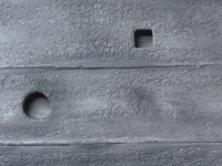 steinwand-beton-holz-nahaufnahme-3 BEton look