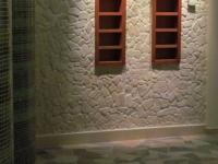 steinwand-colorado-paneelsteinwand-colorado-auf dem Schiff Aida  Wellnessbereich 2013