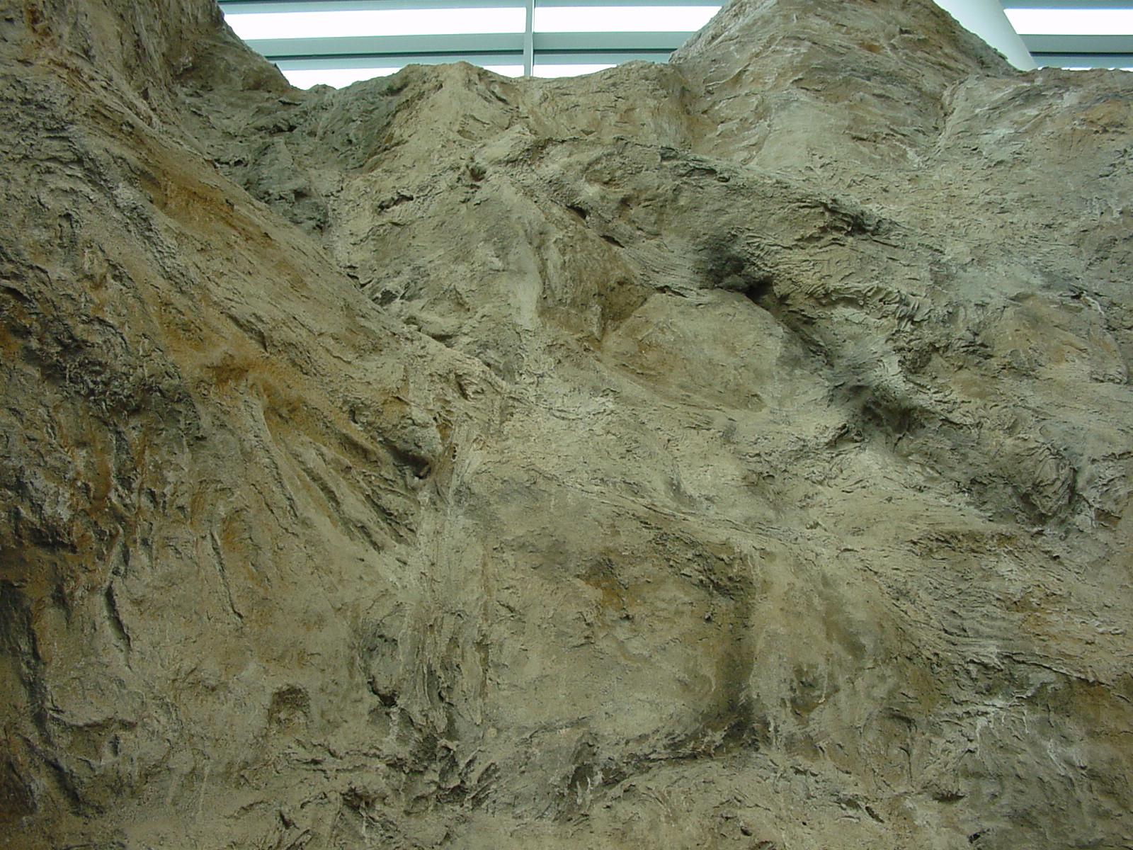 Wohnzimmer Bar Traunstein Felsenwand