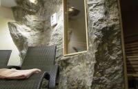 Felsenverbau mit Sauna  für Ihr zu Hause