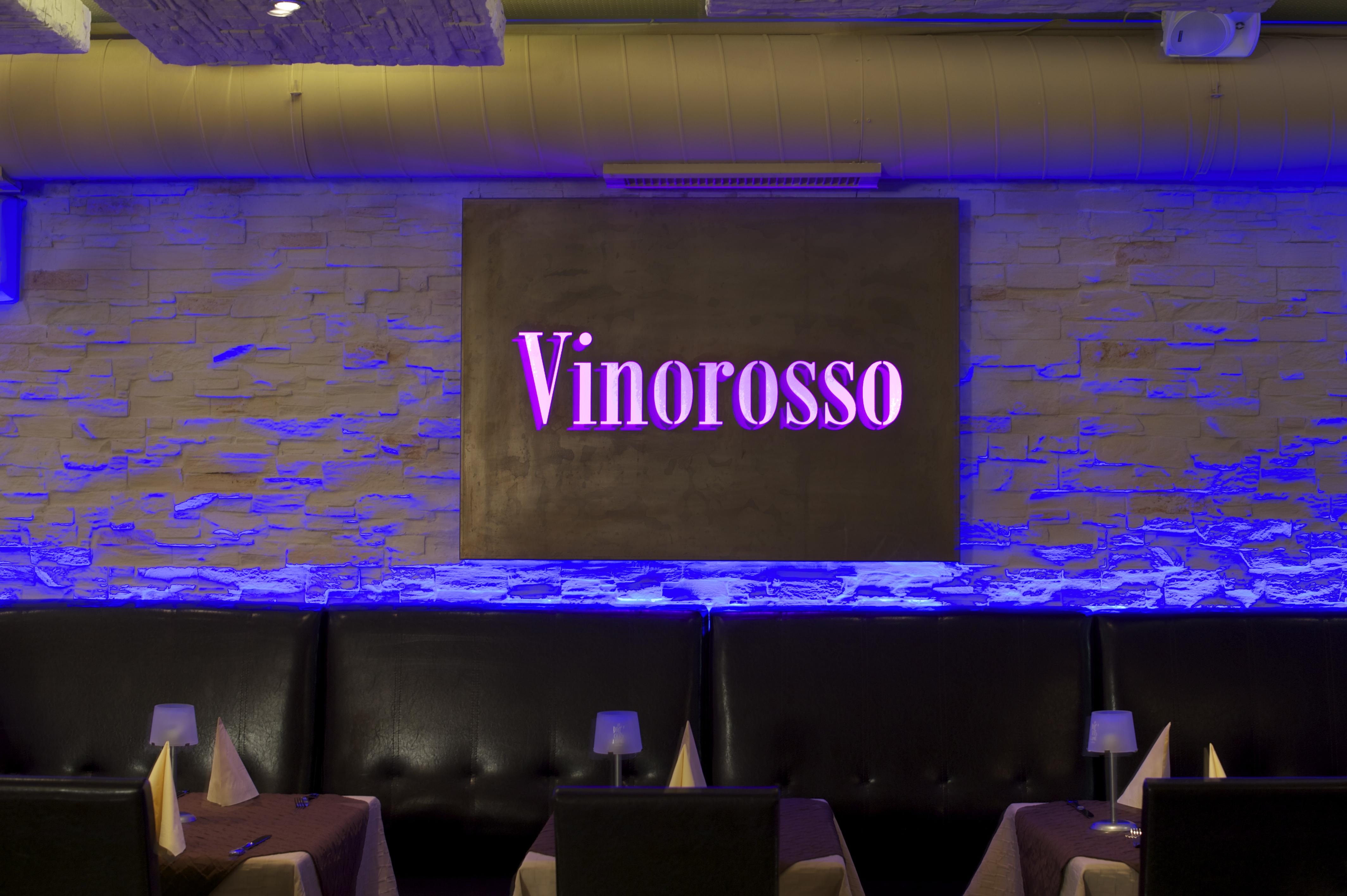 ... Steinwand Bari Restaurant Vinorosso 3 ...