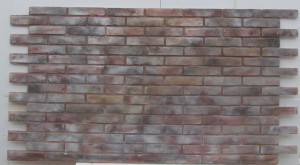 Brick London Ziegel eingestetz