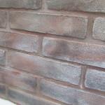 Ein neues Design aus dem Hause  Gewena  ein piestone Paneel als Klinker