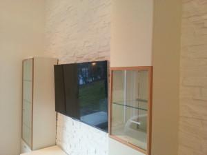 Kunststseinpaneele für da Wohnzimmer